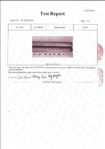 شهادة ل A453 660B 3