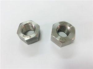 No.108 - الشركة المصنعة السحابات سبيكة خاصة hastelloy C276 المكسرات