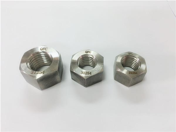 gh2132 / a286 الفولاذ المقاوم للصدأ السحابات الثقيلة عرافة المكسرات m6-m64