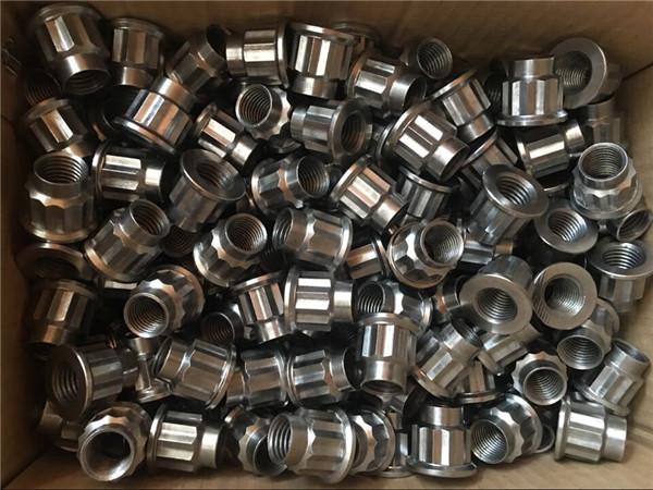 الفولاذ المقاوم للصدأ ارتفاع ضغط غسالات din125