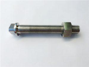 No.27-AISI SAE 347 قفل الفولاذ المقاوم للصدأ