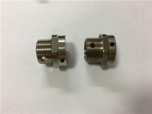 رقم 37-قابس الفولاذ المقاوم للصدأ (رأس السداسي) 304 (304L) ، 316 (316L)