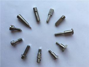 No.65-Titanium السحابات الترباس رمح ، التيتانيوم دراجة نارية البراغي ، أجزاء سبائك التيتانيوم