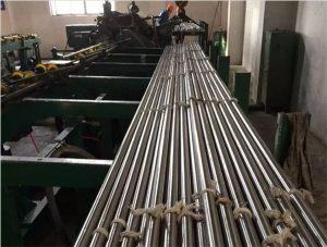 سوبر دوبلكس s32760 (A182 F55) شريط الجولة الفولاذ المقاوم للصدأ