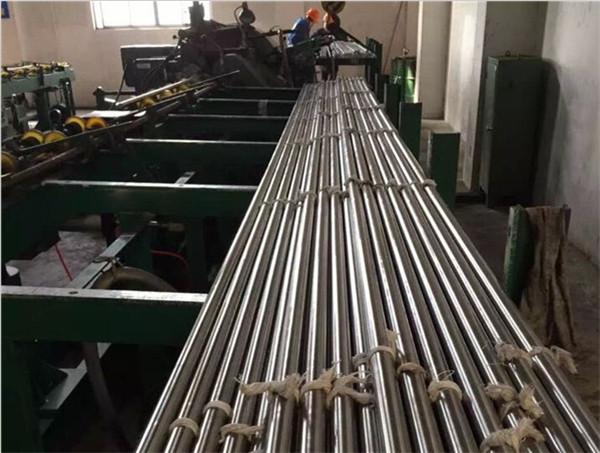 السوبر دوبلكس s32760 (a182 f55) شريط الجولة الفولاذ المقاوم للصدأ