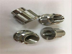 السحابة تصنيع المعدات الأصلية وتصنيع التصميم الشخصي القياسية الفولاذ المقاوم للصدأ المسمار المكسرات والمسامير مصنع الصين