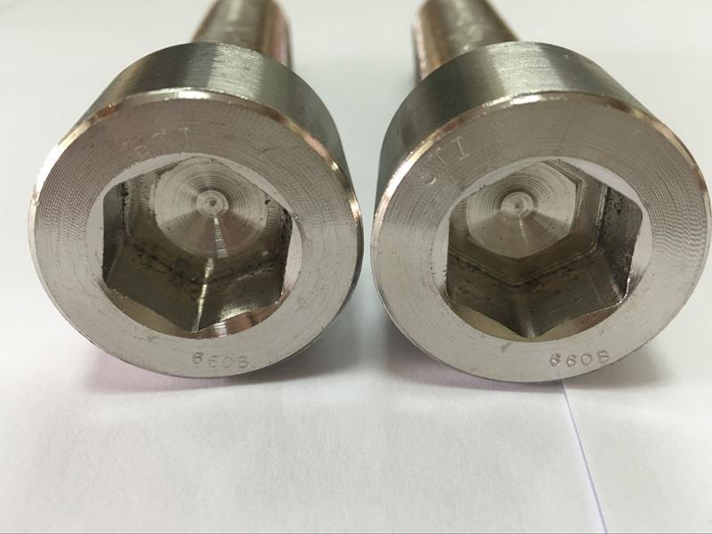 السحابات المصنعين DIN 6912 التيتانيوم مسدس رئيس المقبس الترباس